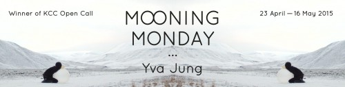 Post image for Mooning Monday – Yva Jung's exhibition at the KCCUK