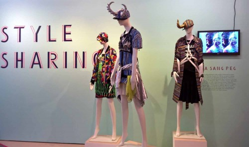 Post image for Style Sharing and the AW15 collections at London Fashion Week