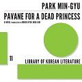 Thumbnail image for Book review: Park Min-gyu — Pavane for a Dead Princess