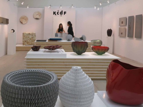 Post image for Exhibition visit: Korean crafts at Collect 2015