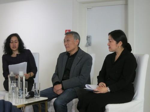 Post image for Hwang Sok-yong returns to London
