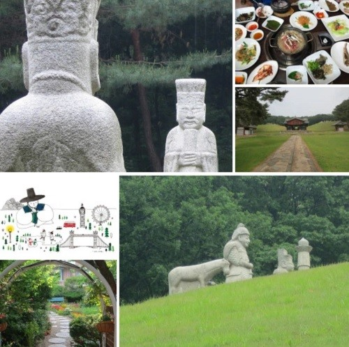 Post image for 2015 Travel Diary day 2: The Drawing hand | Seooreung | Tea Museum | Makgeolli at Kim Sakkat