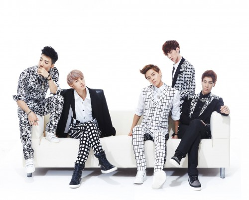 Post image for Boys Republic + Choi Soo Min at O2 Academy Islington