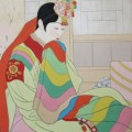 Thumbnail image for KWK exhibition: Korean traditional wedding and bridal room, 8-31 Aug