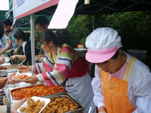 Post image for New Malden Korean Food Festival 2015