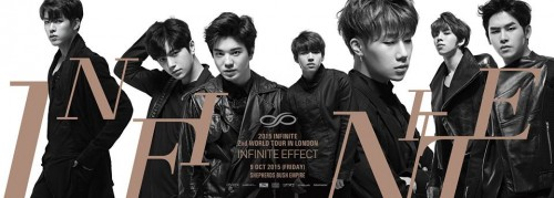 Post image for Event news: Infinite returns to London