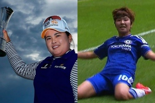 Post image for A weekend of women's sport dominated by Koreans