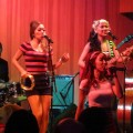 Thumbnail image for Concert notes: The Barberettes at the Forge, Camden