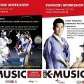 Thumbnail image for Event news: K-Music – the workshops, 21+22 Sept