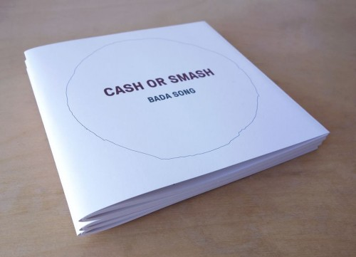 Post image for Book Launch: Cash or Smash by Bada Song (eeodo)