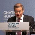 Thumbnail image for Event report: Ambassador Hyon Hak-bong at Chatham House