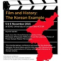 Thumbnail image for Conference news: Film and History — The Korean Example