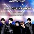 Thumbnail image for Event news: History 히스토리 to perform in Islington