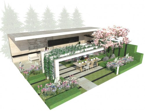 Post image for Chelsea Flower Show 2016 to include Korean-designed LG Smart Garden
