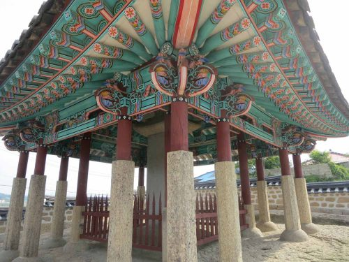 Post image for 2016 travel diary 14: Journey towards Jindo and the Myeongnyang Monument