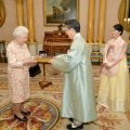 Thumbnail image for The new Ambassador presents his credentials