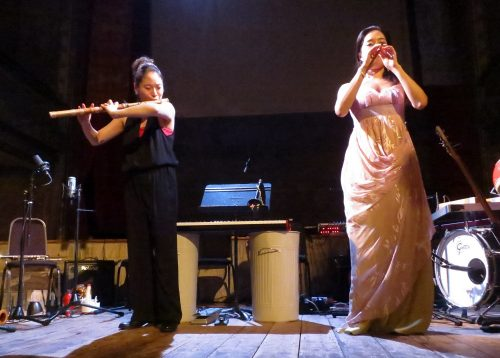 Post image for Concert notes: Gamin and Notes Inégales at the Spitalfields Festival
