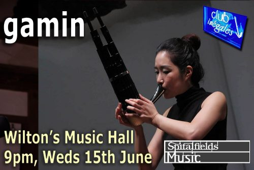 Post image for Gamin at Spitalfields Festival – programme details