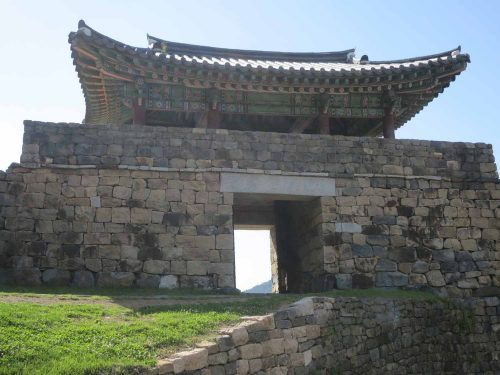 Post image for 2016 travel diary 7: Gongju's fortress