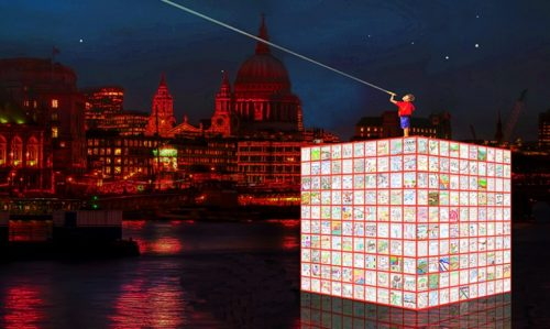 Post image for Event news: Kang Ik-joong's floating installation for Totally Thames