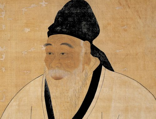 Post image for Song Si-yeol, the scholar with the chisel