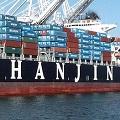 Thumbnail image for British artist at sea with Hanjin Shipping