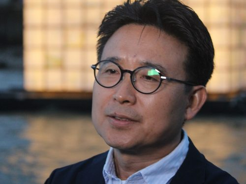 Post image for Kang Ik-joong's Floating Dreams for Korean reunification