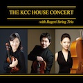 Thumbnail image for Event news: KCC House Concert with the Rogeri String Trio