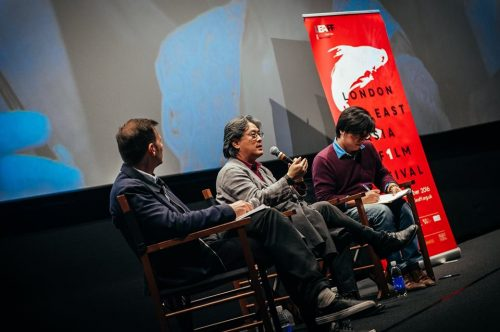 Post image for Park Chan-wook at LEAFF, talking about Handmaiden, octopuses and more