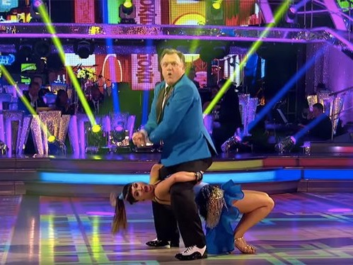 Post image for Gangnam Style remembered on Strictly