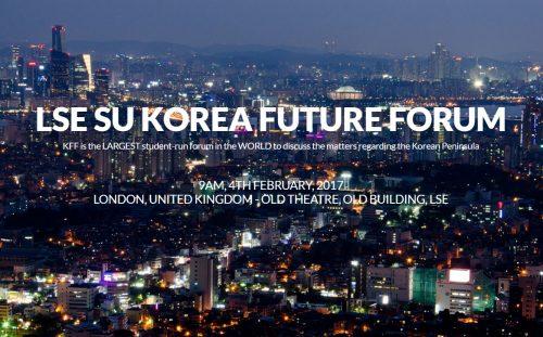 Post image for Event news: LSE SU Korea Future Forum