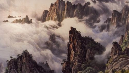 Post image for Exhibition news: North Korean Paintings — Beyond Borders, Beauty, at Coningsby Gallery