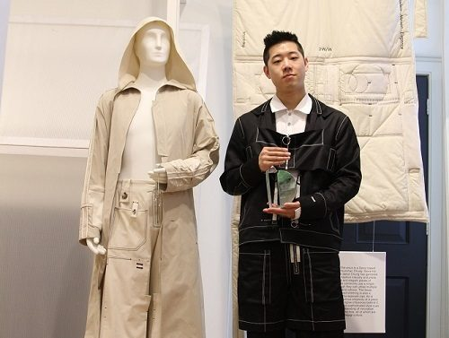 Post image for Korean designers at London Fashion Week and Int'l Fashion Showcase