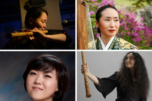 Post image for Event news: Musicians from Korea and Japan at Club Inegales