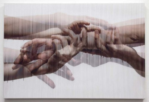 Post image for Exhibition news: Hong Sungchul — Solid But Fluid, at Pontone Gallery