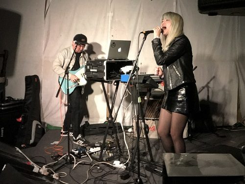 Post image for Love X Stereo at the Windmill – both intimate and euphoric