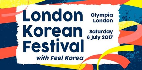Post image for Event news: London Korean Festival 2017 with Feel Korea