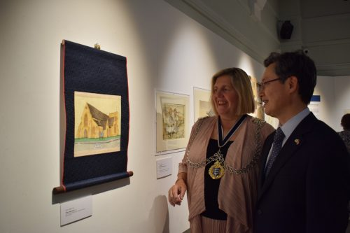 Post image for Through Their Eyes exhibition opens in Kingston Museum