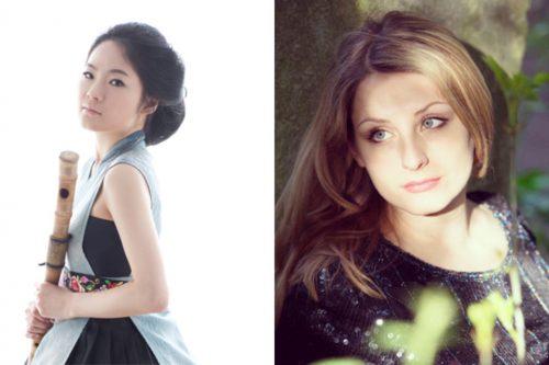 Post image for Event news: K-music 2017 — Hyelim Kim + Alice Zawadzki, 2 Oct