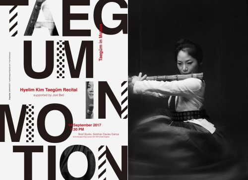 Post image for Hyelim Kim: Taegŭm in Motion