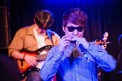 Post image for Gig review: Jeon Jeduk and Park Juwon at Pizza Express