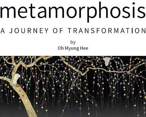 Post image for Oh Myung-hee: Metamorphosis – a Journey of Transformation, at Saatchi Gallery