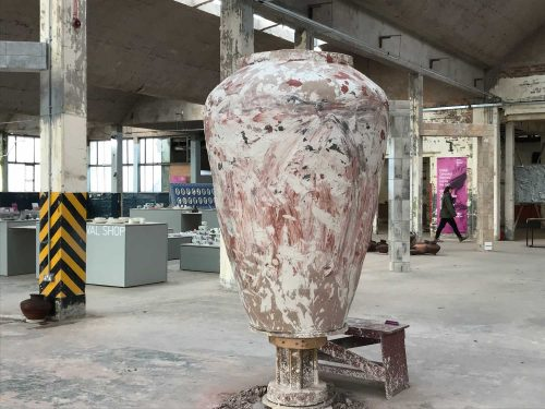 Post image for A visit to the British Ceramics Biennial