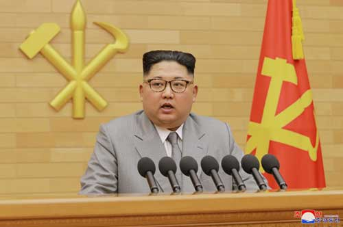 Post image for Kim Jong Un's 2018 New Year Address