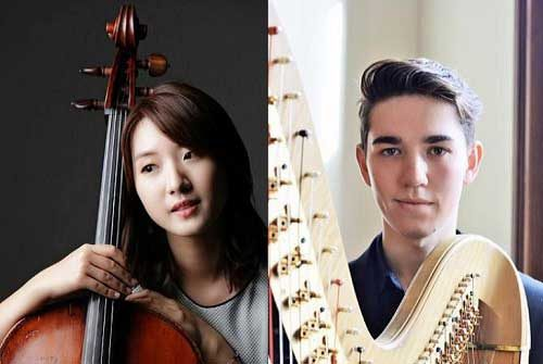 Post image for KCC March House Concert: Sooyeon Lee (Cello) + Milo Harper (Harp)