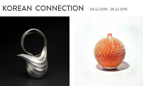 Post image for Korean Crafts at the Scottish Gallery: the Korean Connection